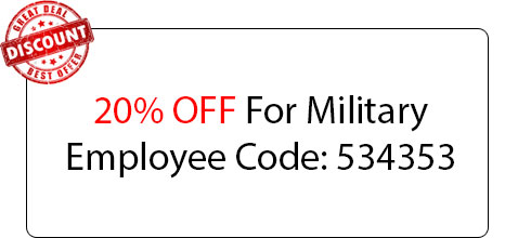 Military Employee Discount - Locksmith at Roosevelt, NY - Roosevelt NYC Locksmith